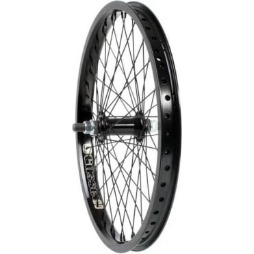 "Gusset Black Dog 20"" Wheel"