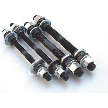 Gusset Black Dog Axle Kit