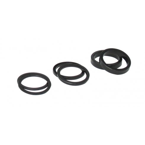 Gusset Bottom Bracket Axle Spacer Kit