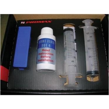 Gusset Hydro Chute Bleed Kit