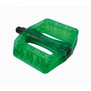 Gusset PCP Plastic Pedals