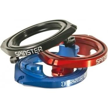 Gusset Spinster BMX Detangler