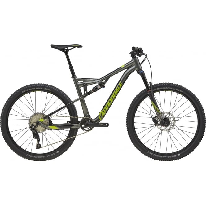 Cannondale Habit AL 4 Mountain Bike 2018