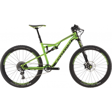 Cannondale Habit Carbon 1 Trail Bike 2016
