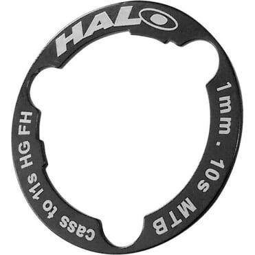 Halo 1.0mm Cassette Spacer