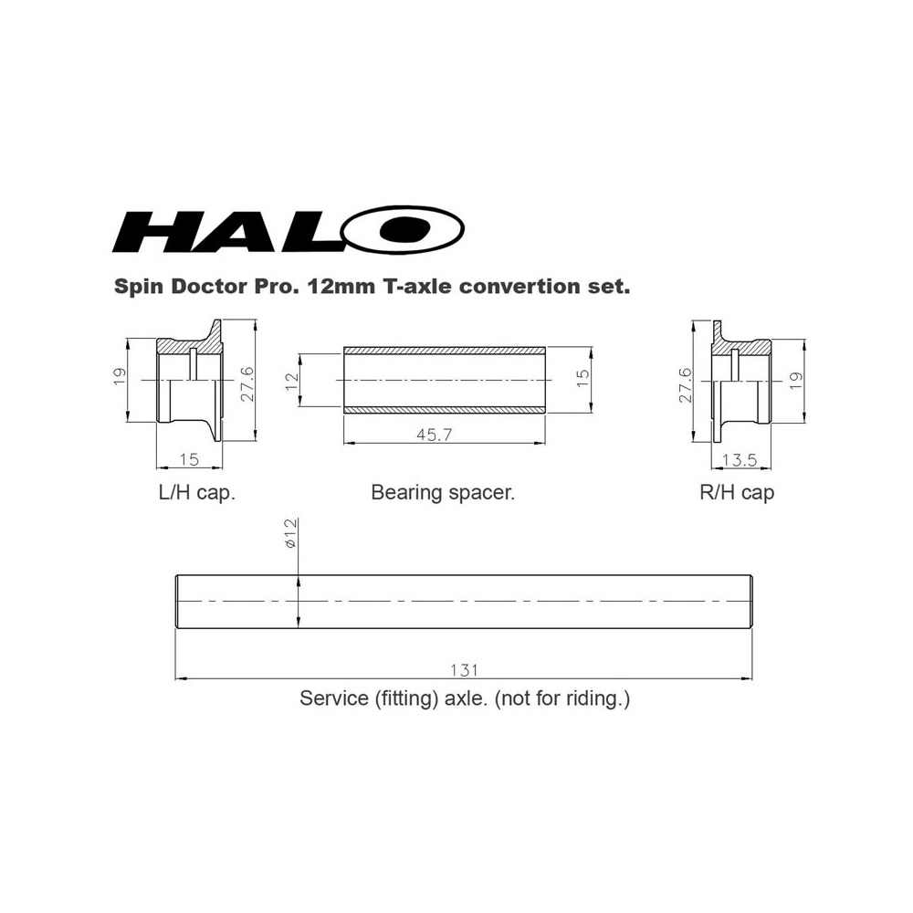halo spin doctor pro 12mm rear hub axle conversion p13584 44208_image spin doctor pro bike pump bcca