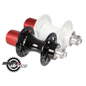 Halo Supa-Drive Road Rear Hub