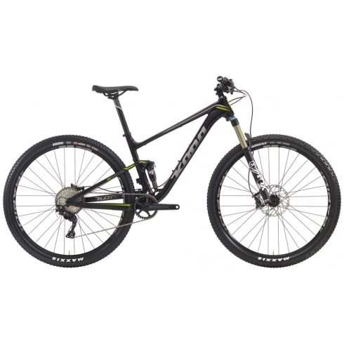 Kona Hei Hei DL Trail Mountain Bike 2016