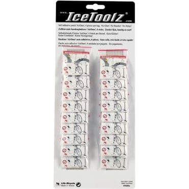 Icetoolz AirDam Glueless Patch