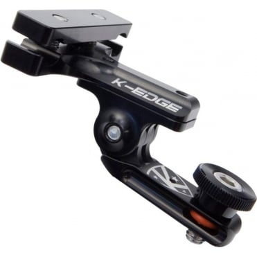 K-Edge Go Big Pro 1/4 Saddle Rail Mount With Adapter