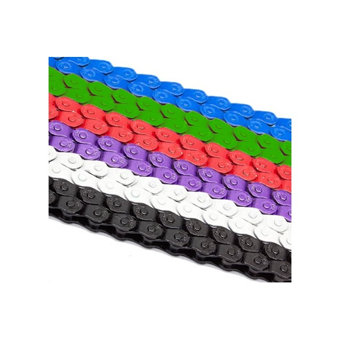 Kmc HL710 Half Link BMX Coloured Chain 104L