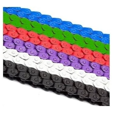 HL710 Half Link BMX Coloured Chain 104L