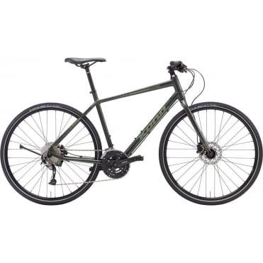 Kona Dew Deluxe Hybrid Bike 2017