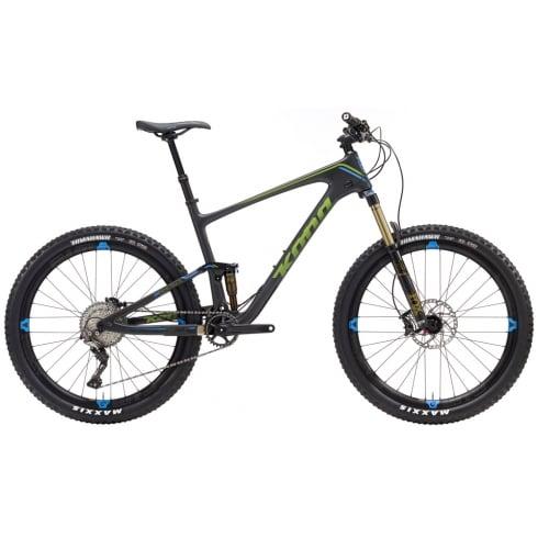 Kona Hei Hei Trail DL Mountain Bike 2017