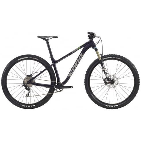 Kona Honzo AL DL Mountain Bike 2016