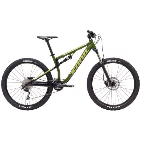 Kona Precept 130 Mountain Bike 2017