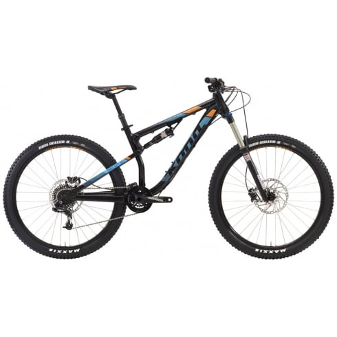 Kona Precept 150 Mountain Bike 2016