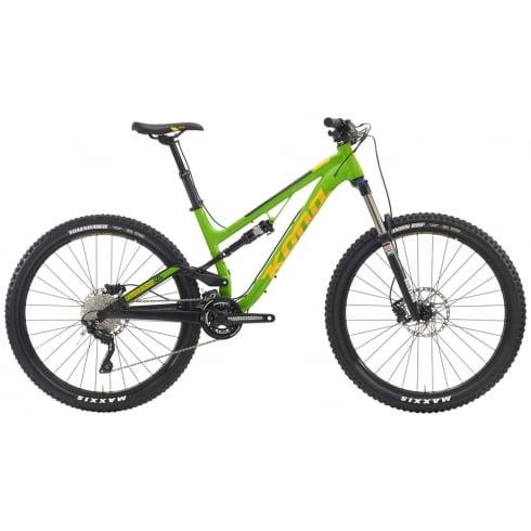 Kona Process 134 Mountain Bike 2016