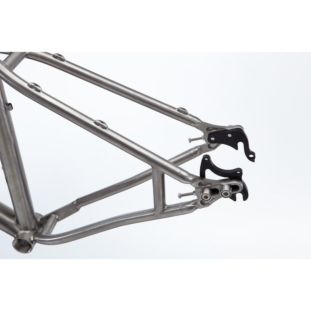 Kona Raijin Titanium Frame | Triton Cycles