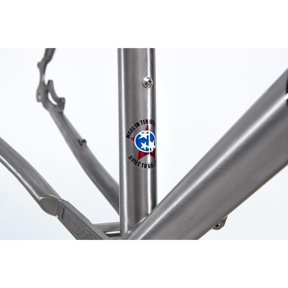 e7c3832c737 Kona Rove Ti Titanium Frame | Triton Cycles