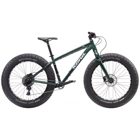 Kona Wo Fat Bike 2017