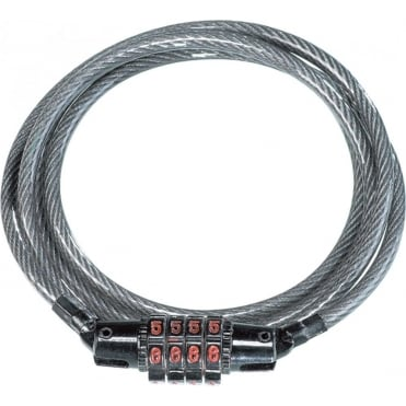 Kryptonite Keeper 512 Combo Cable Lock (5mm x 120cm)