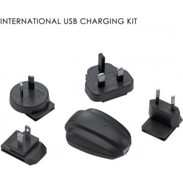 Lezyne International USB Charging Kit