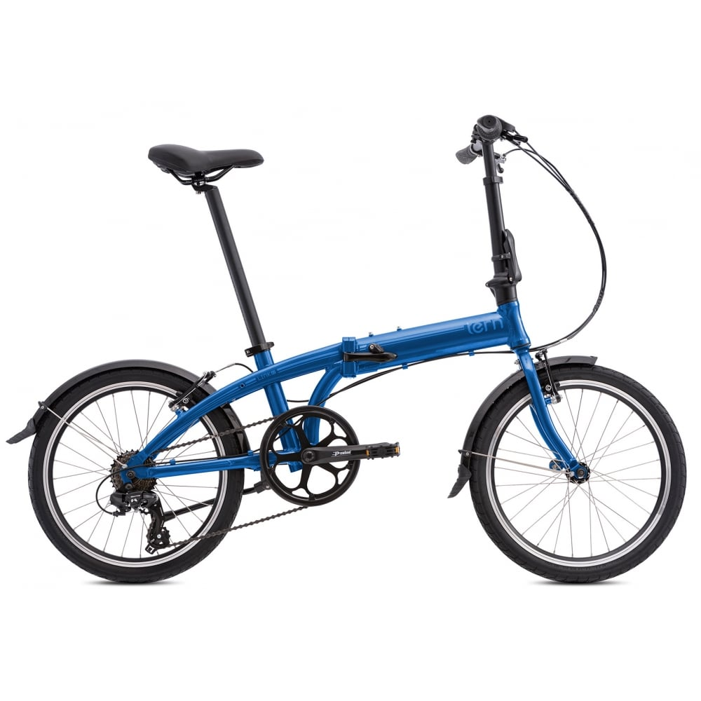 Link A7 Folding Bike