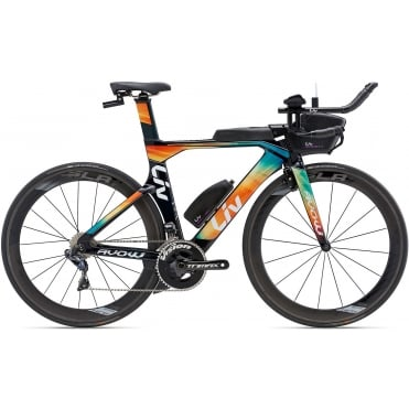Liv Avow Advanced Pro 1 Women's Triathlon Bike 2018