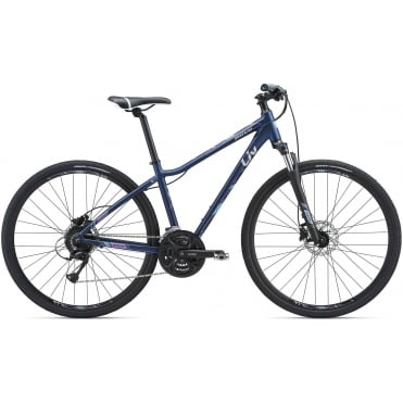 Liv Rove 2 Disc Women's Hybrid Bike 2018