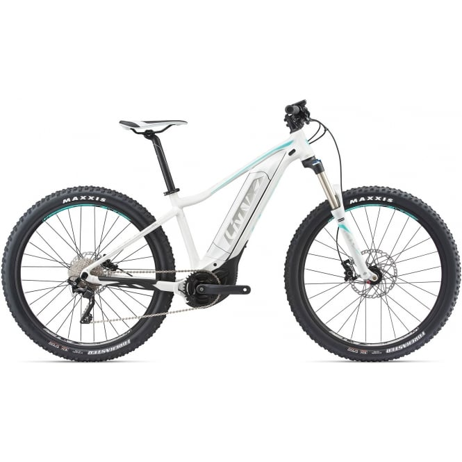 Giant Liv Vall-E+ 1 Pro Women's Electric Mountain Bike 2018