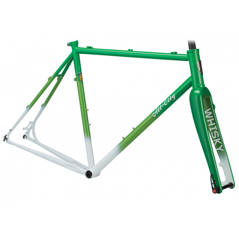 All City Macho King Ltd Frameset