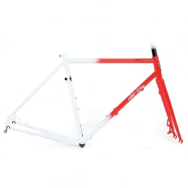 Macho Man Disc Frameset