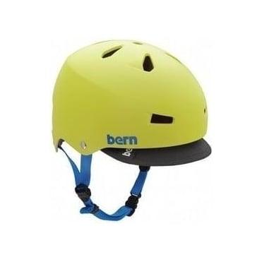 Bern Macon Summer EPS Helmet w/ Visor