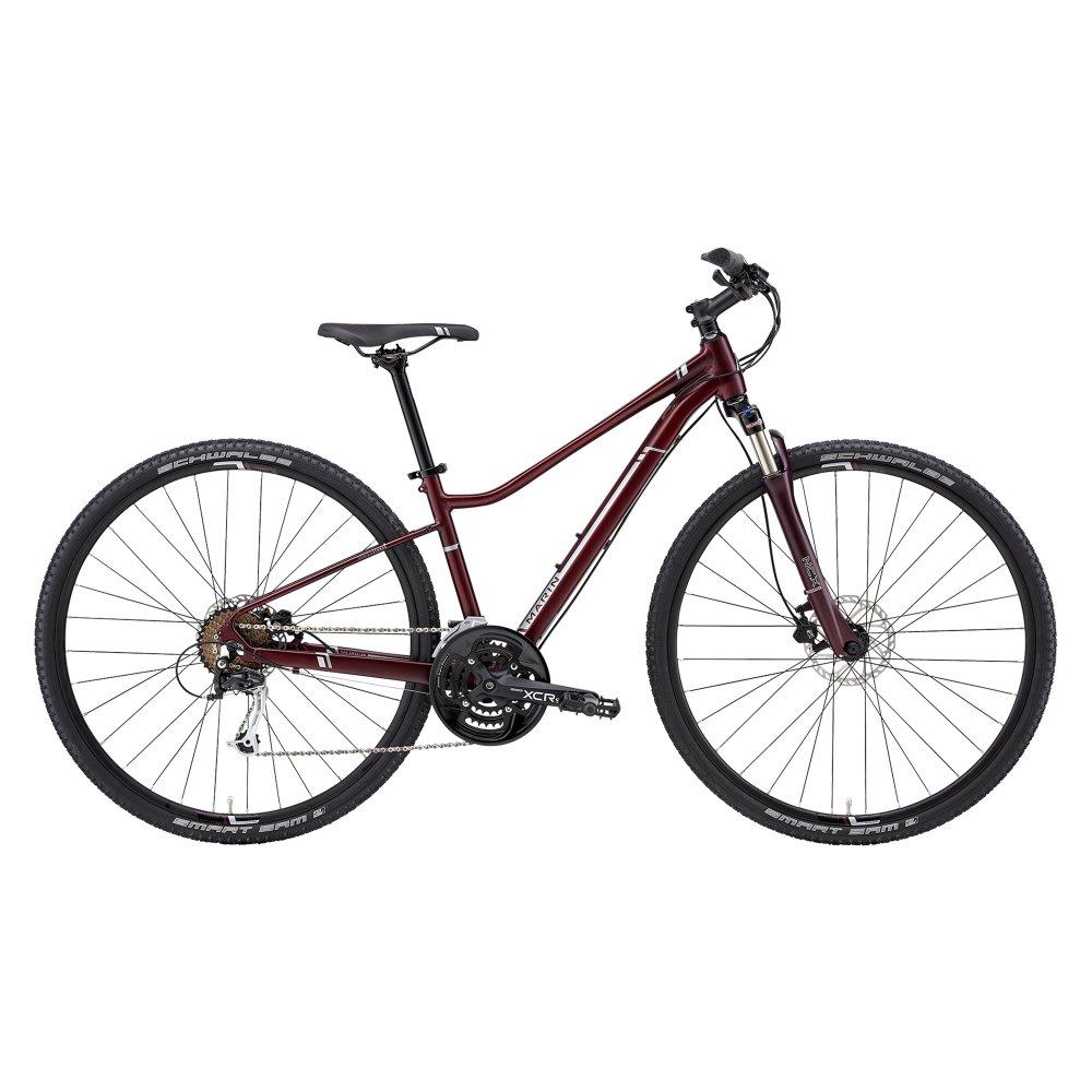 Marin San Anselmo Ds3 Women S Hybrid Bike 2016 Triton Cycles