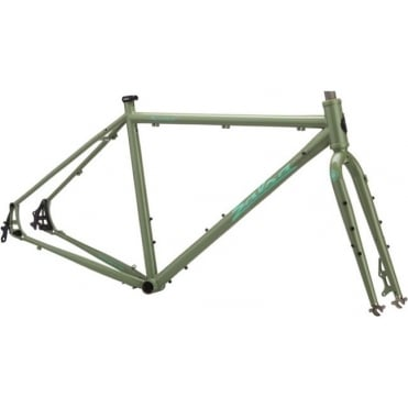 Marrakesh Flat Bar Frameset 2017