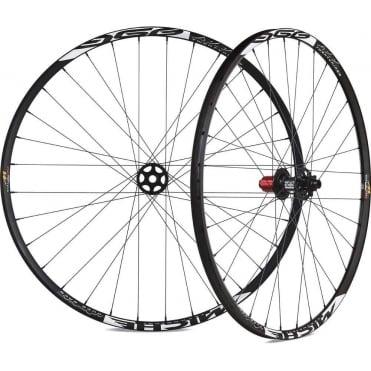 "Miche 966 29"" Disc Black Wheelset"