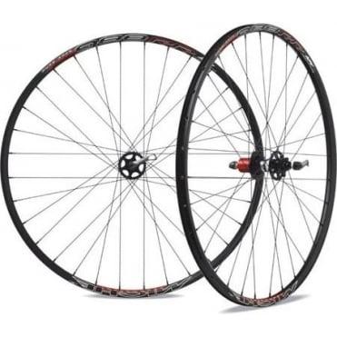 """Miche 988RR 27.5"""" Disc Black Wheelset"""