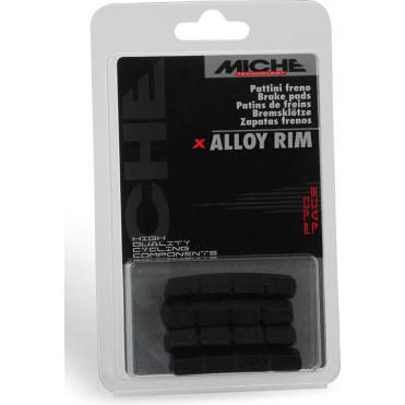 Miche Alloy Brake Pads