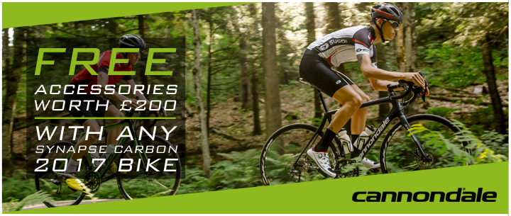 Cannondale Synapse Carbon 2017 Offer