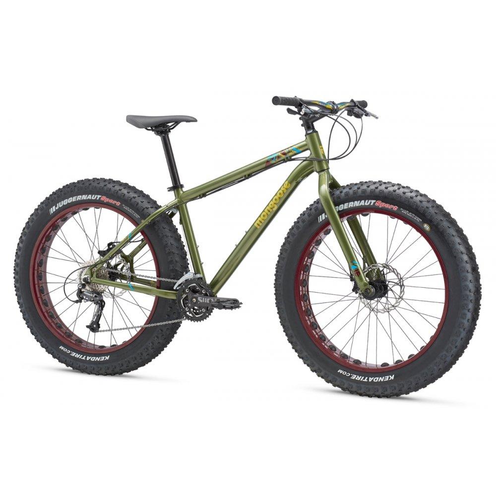 › Fat Bikes › Mongoose › Mongoose Argus Sport Fat Bike 2016