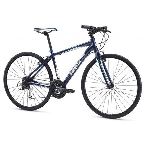 Mongoose Artery Expert Hybrid Bike 2014 - Blue