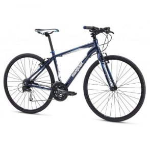 Mongoose Artery Expert Hybrid Bike 2014 - Blue