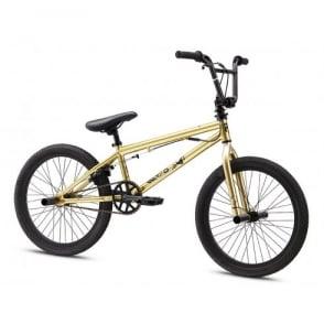 "Mongoose Legion L20 20"" BMX Bike 2016 - Gold"