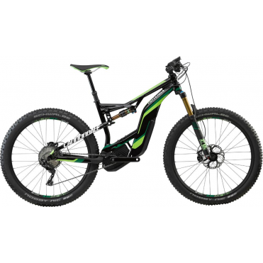 Cannondale Moterra 1 Electric Mountain Bike 2017