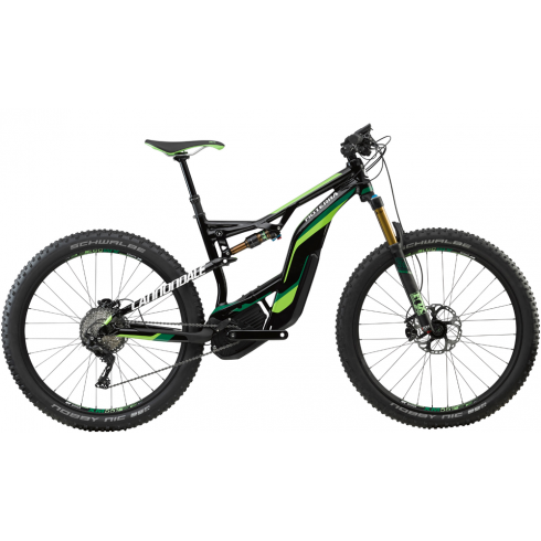 Cannondale Moterra 1 Electric Mountain Bike 2018