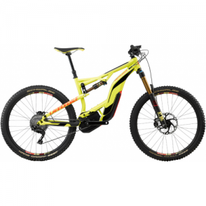 Cannondale Moterra LT 1 Electric Mountain Bike 2017