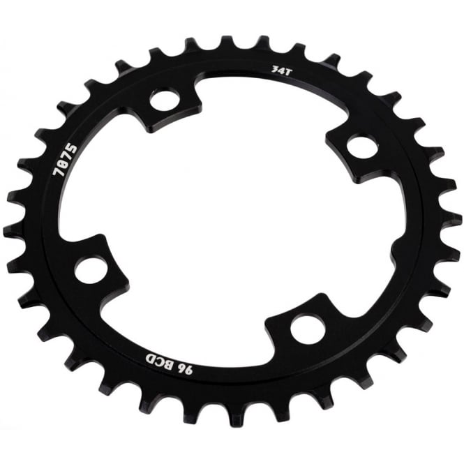 Sunrace MS00 Steel Narrow-Wide Chainring