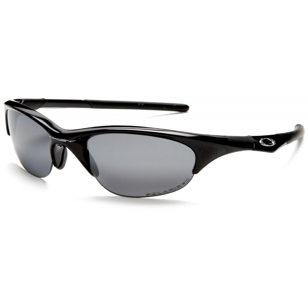 Oakley Half Jacket XLJ Sunglasses - Jet Black   Triton Cycles
