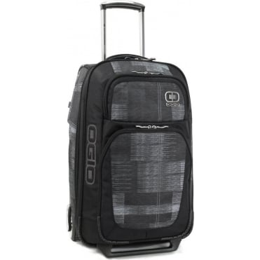 "Navigator 22"" Wheeled Travel Bag - Charcoal"